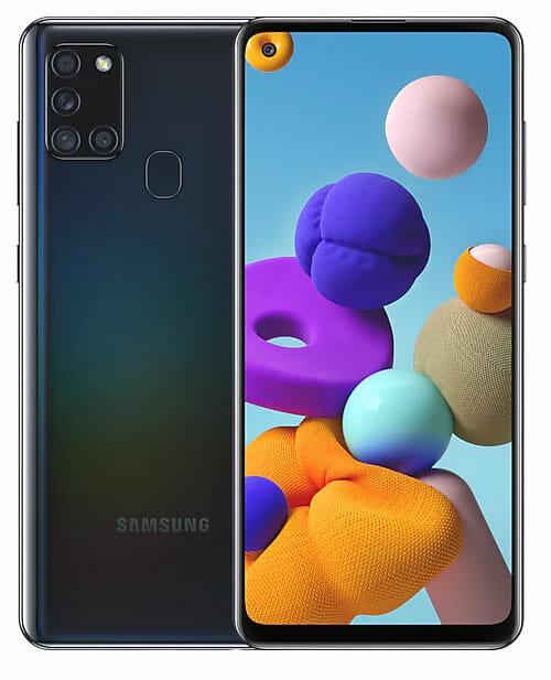 Samsung A21 celular sin iva