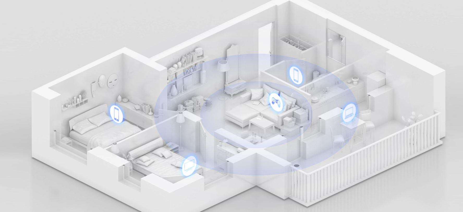 Casa Huawei