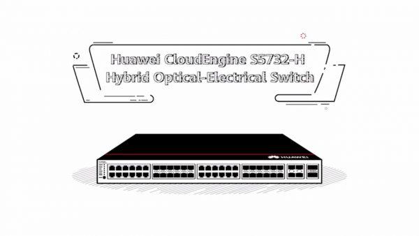 Switch CloudEngine S5721-H